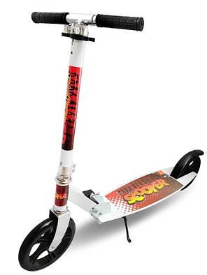 Самокат детский двухколесный Scooter Fun, фото 2