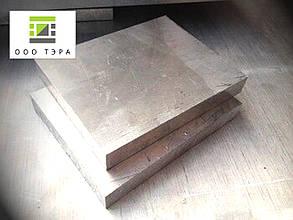 Куски алюминиевого листа 51 мм Д16