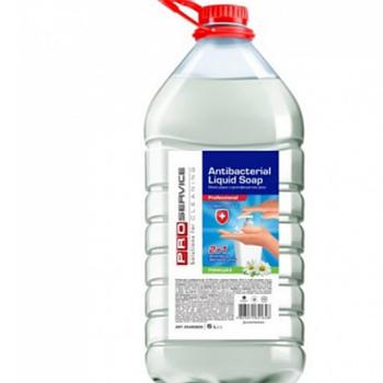 PRO Жидкое мыло антибактериальное, РОМАШКА, 5л (4 шт/ящ)