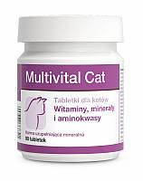 DOLFOS MULTIVITAL CAT Мультивитал витаминно-минеральный копмлекс для кошек, 90 таблеток