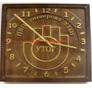 Сувенирные часы «ПВП Універсал УТОГ»