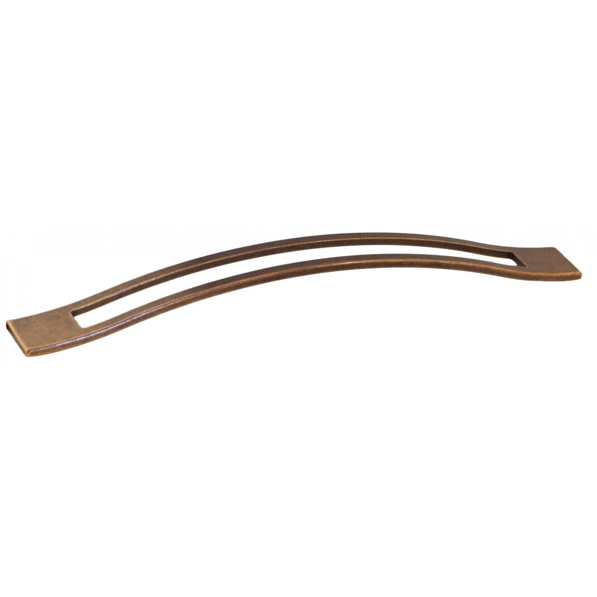 Ручка мебельная Ozkardesler PALMIRA 5515-09 224мм Медь