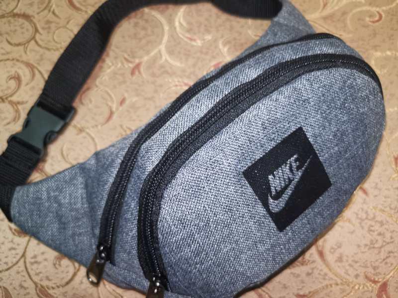 (13*28)Детская сумка на пояс NIKE мессенджер Спортивные барсетки бананка Девочка и мальчик опт
