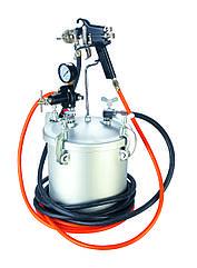 Бак нагнітальний пневматичний 8л з фарбопультом AUARITA PT-8-2.0