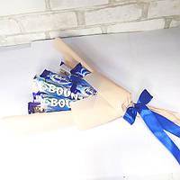 Букет из конфет Синяя сладость, фото 1