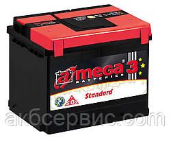 Акумулятор автомобільний A-mega 6СТ-50 АзЕ Standard