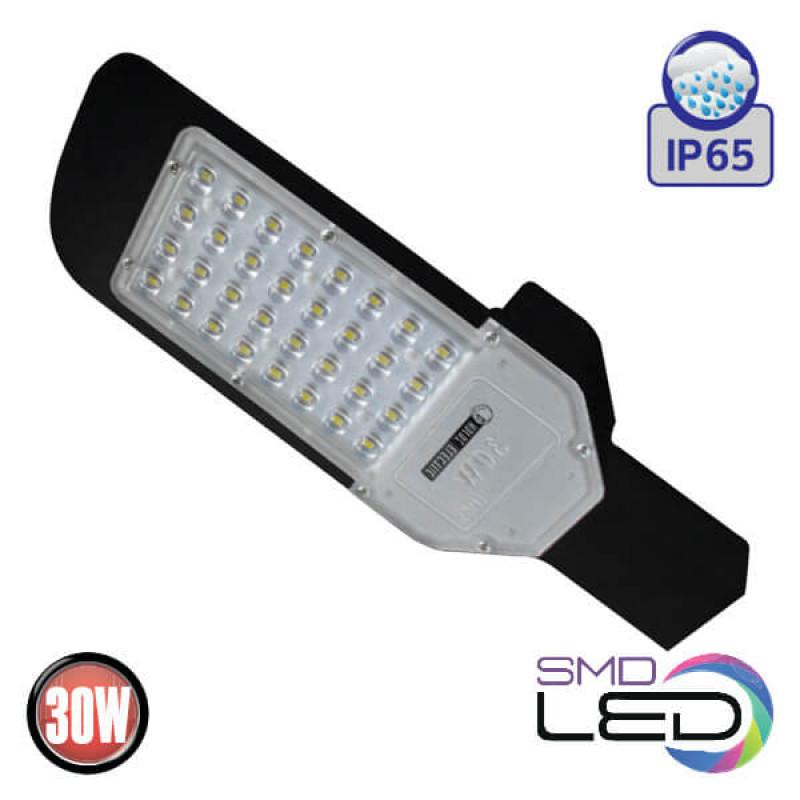 Консольний Вуличний Ліхтар LED Horoz ORLANDO 30W IP65