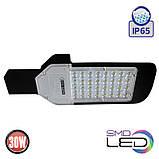 Консольний Вуличний Ліхтар LED Horoz ORLANDO 30W IP65, фото 2