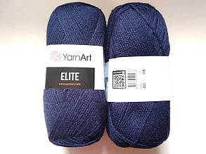 Пряжа Элит (Elite) Yarn Art, цвет синий 227