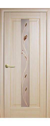 Межкомнатная дверь Премьера Р1 (полотно)