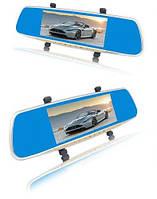 Видеорегистратор зеркало V10 с экраном 7 дюймов и камерой заднего вида