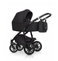 Дитяча універсальна коляска 2 в 1 Riko Villa 04 - carbon