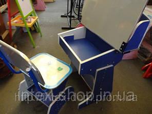 Дитяча парта зі стільчиком трансформер-60304 (ПРОТО ТИП 2881). київ, фото 2