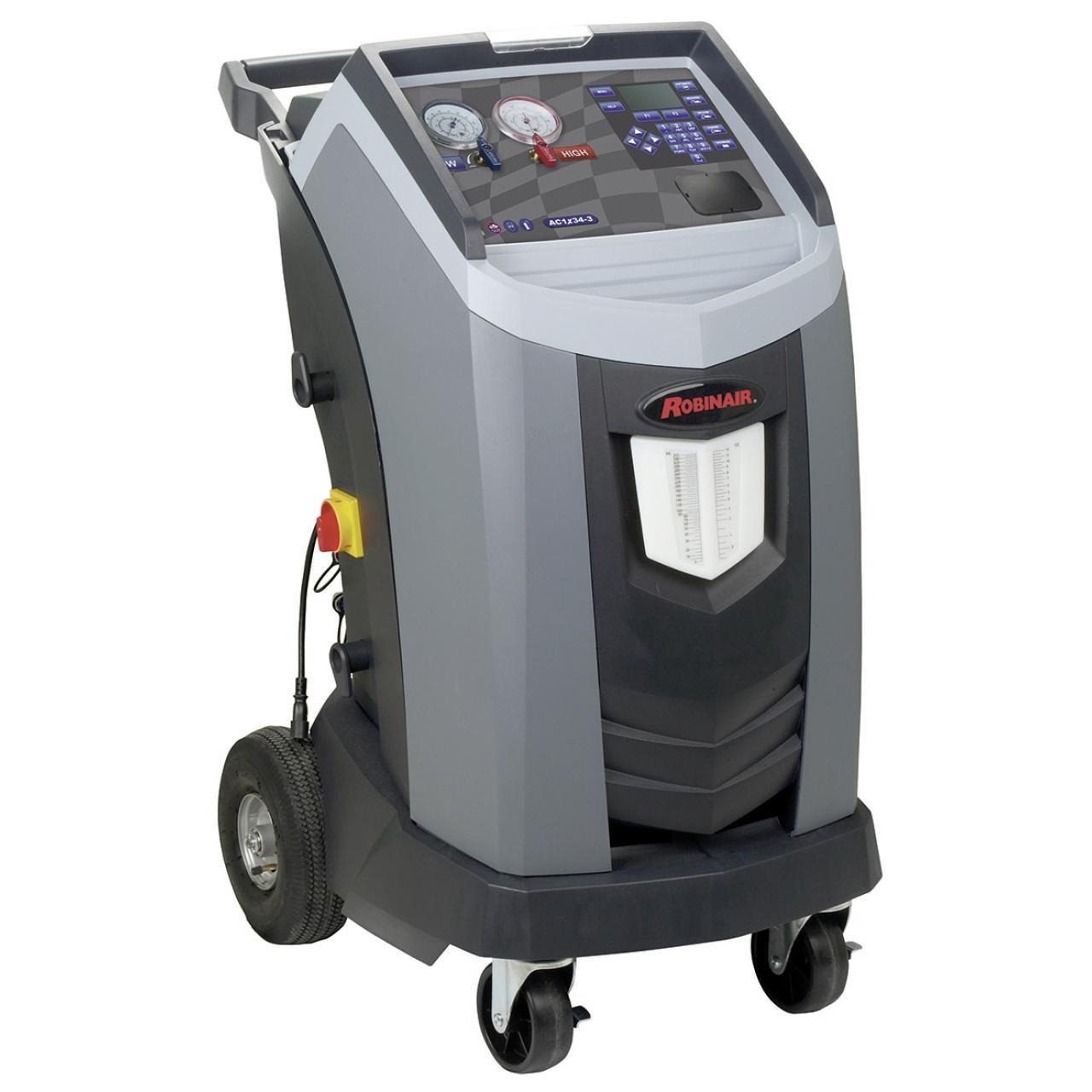 Станція для заправки кондиціонерів на базі R-1234YF, автоматична ROBINAIR AC1X34-3