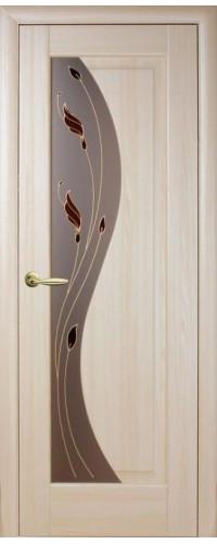 Межкомнатная дверь Эскада Р1 (полотно)