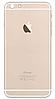 Apple iPhone 5 Корпус  прототип iPhone 6 золото