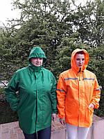 Куртка-ветровка, ткань оксфорд