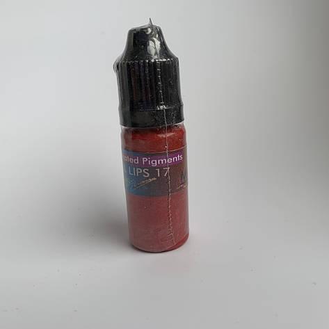 Пігмент Magic Cosmetic water melon (full lips) #17, фото 2