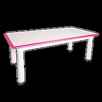 Стол детский Irak Plastik Dodo розовый, фото 1