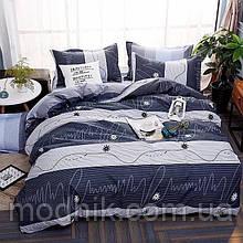 Двоспальне постільна білизна - Кардіограма