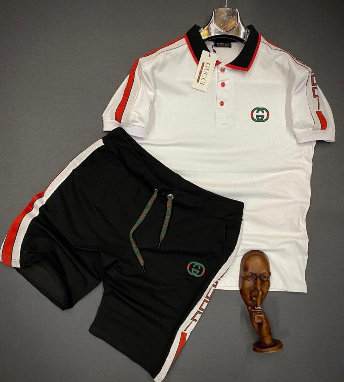 Легкий спортивный костюм GUCCI