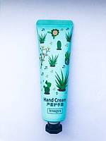 Крем для рук с экстрактом алое вера Images Hand Cream Plant Exract, 30мл