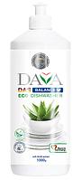 Экологическое средство для мытья посуды с алоэ Dava Balance (1л.)