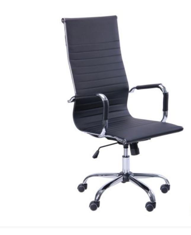 Кресло офисное- Slim HB (XH-632) черный