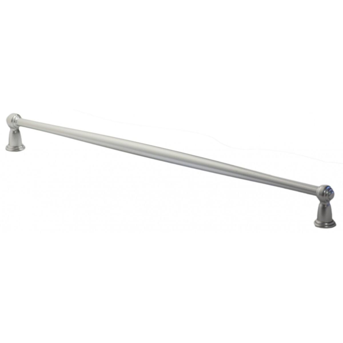 Ручка мебельная Ozkardesler 5424-012 ALFA 320 мм Матовый Хром