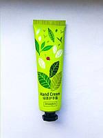 Крем для рук с экстрактом зеленого чая Images Hand Cream Plant Exract, 30мл