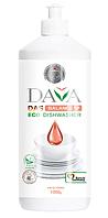 Экологическое средство для мытья посуды с глицерином Dava Balance (1л.)
