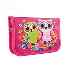 Пенал SMART 532785 HP-03 1 відворот Owls
