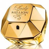 Женский парфюм Paco Rabanne Lady Million 80ml edp (Духи Пако Рабан Леди Миллион)