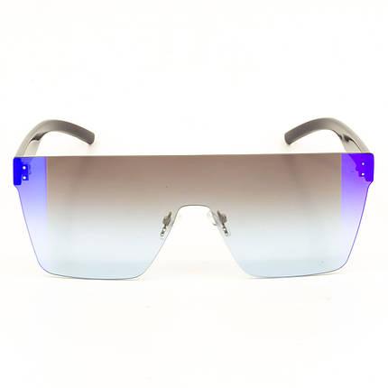 Сонцезахисні окуляри Marmilen 8080 C2 чорно блакитні з дзеркальним покриттям ( PL8080-02 ), фото 2