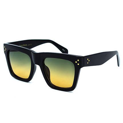 Солнцезащитные очки Marmilen 97357 С8 черные     ( 97357-08 ), фото 2