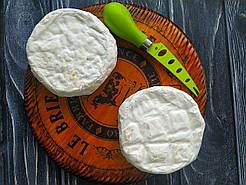Сир Білий король (типу Брі) 100г Ремісничі сири Сумщини