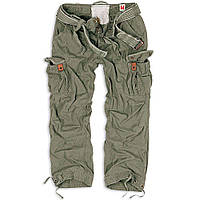 Брюки Surplus Premium Vintage Trousers Oliv Gewas 4XL Зеленый 05-3597-61, КОД: 1381748
