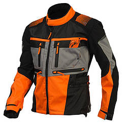 Мотокуртка Kenny Enduro Black/Grey/Orange