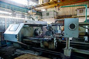 Токарные работы на станке с ЧПУ модели 16М30Ф3121 в Днепре