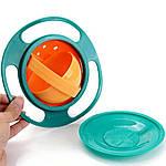 Тарелка непроливайка для вашего ребенка, фото 3
