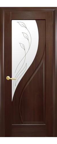 Межкомнатная дверь Прима Р2 (полотно)