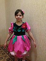 Прокат костюма роза/пион Киев Прокат платья для фотосессиии Роза/Пион, фото 1