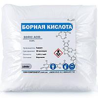 Борная кислота гранулированная 1 кг, фото 1