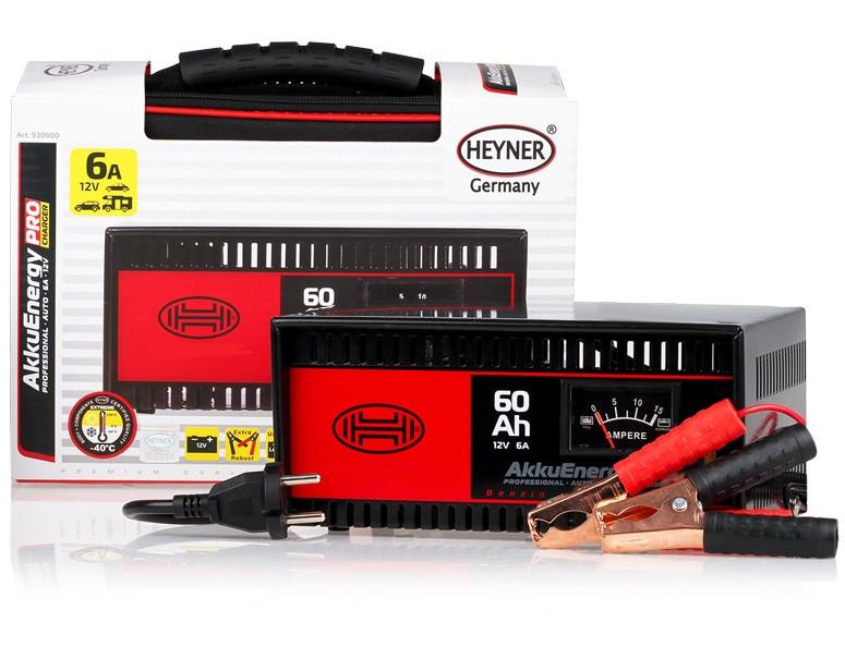 Зарядний пристрій Heyner Premium AkkuEnergy 300 PRO 8A/12V  930600