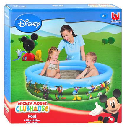 Надувной Бассейн детский Микки Маус Bestway 91007, фото 2