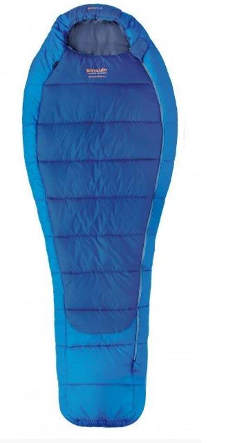 Спальний мішок Pinguin Comfort 195 Blue Left Zip