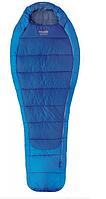 Спальний мішок Pinguin Comfort 195 Blue Left Zip, фото 1