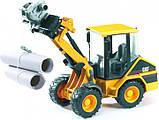 Bruder Игрушка машинка дорожный погрузчик CAT, 02441, фото 3
