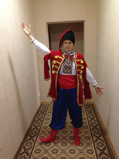 Прокат украинского национального костюма Казак, цена 150 ... - photo#12