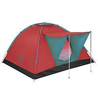 Палатка туристическая трекинговая трехместная Bestway Range (68012)